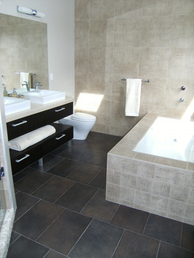 Bath design by EM reDesign