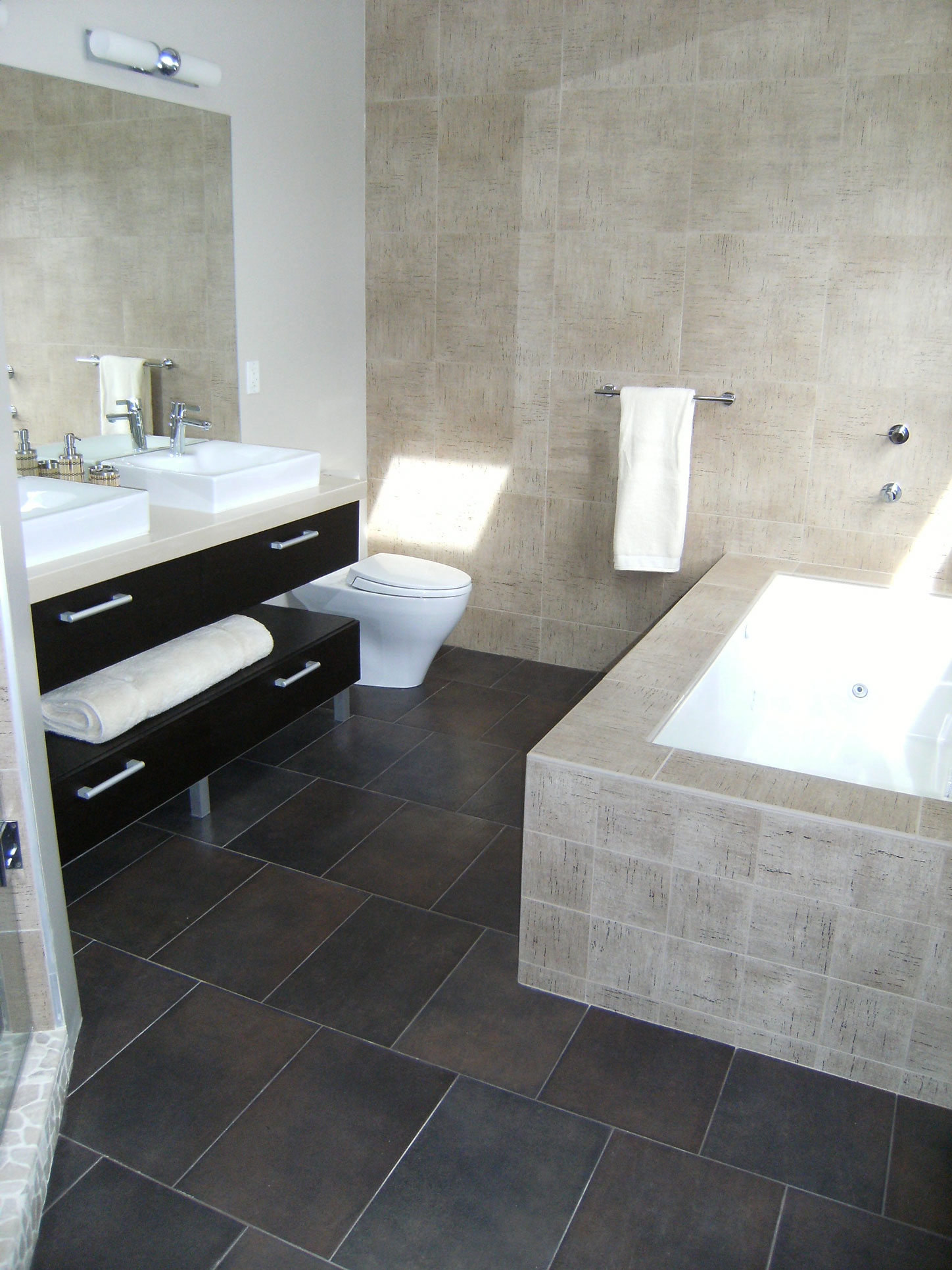 New construction bath design albuquerque interior design for Latest bathroom designs 2015